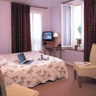 hotel le Relais de l'Abbaye - Ste Evroult Notre Dame du Bois